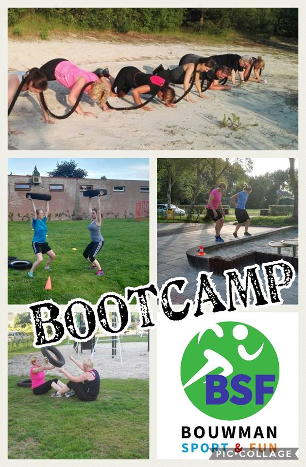 bootcamp drenthe fit