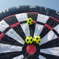 Dart voetbal voetbal darten Drenthe Groningen