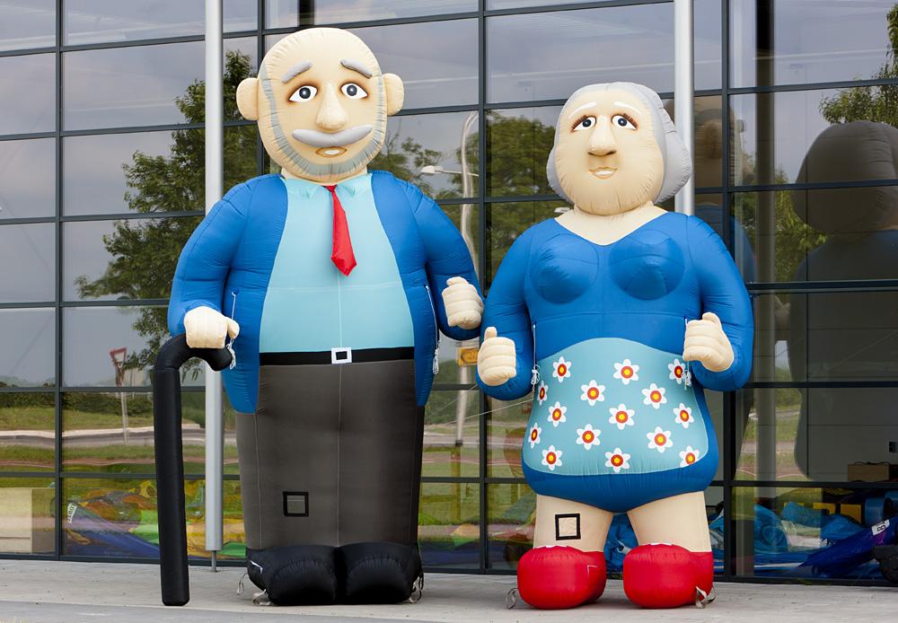 Abraham en Sarah bruidspaar te huur huren Drenthe Groningen